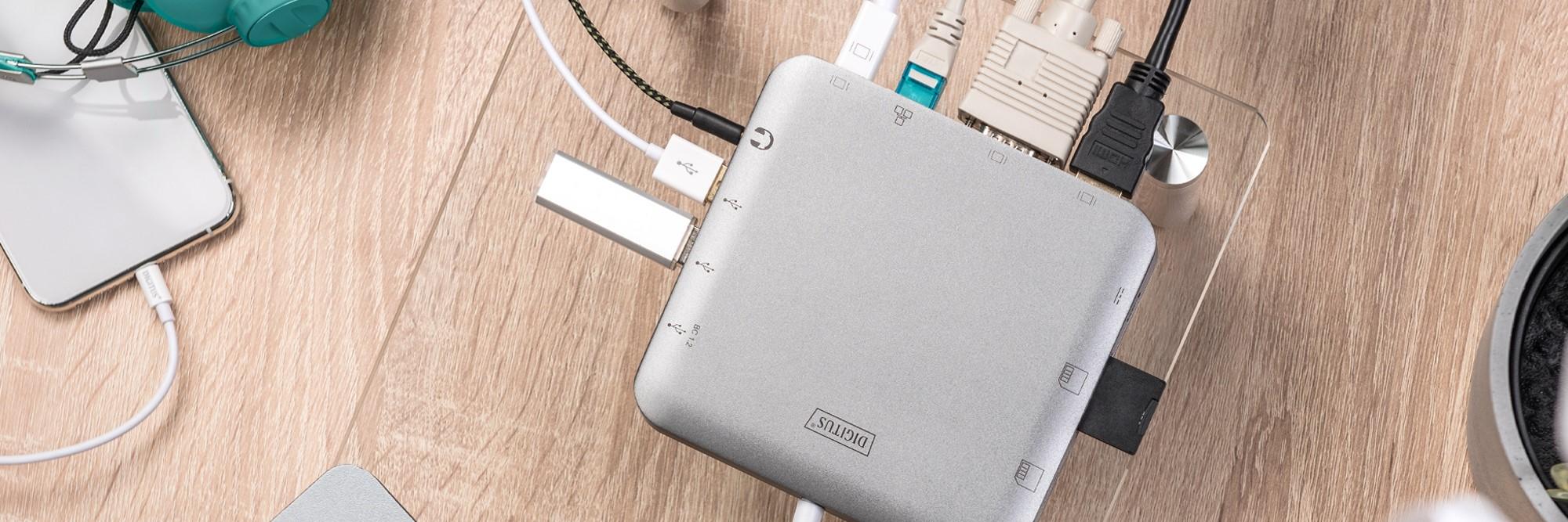 Stacja dokująca USB Type-C™