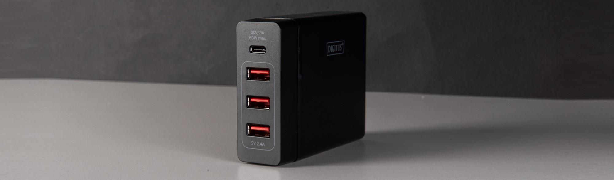 Adapter ładowania USB