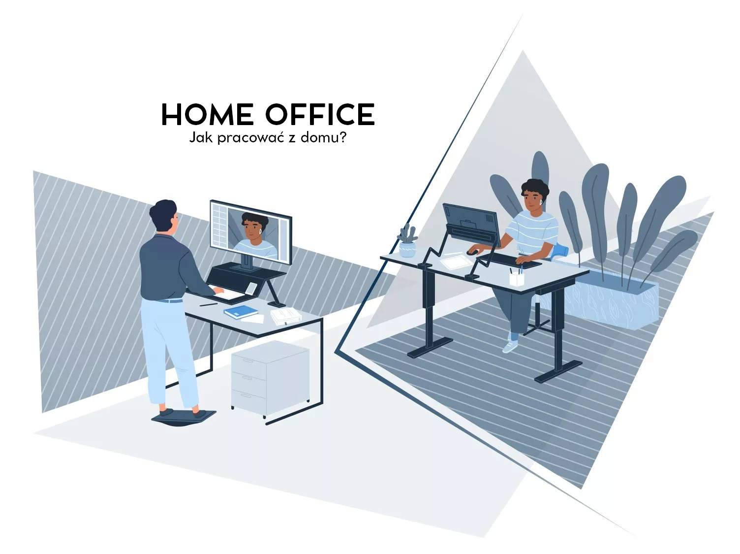 Home Office - Videokonferencja